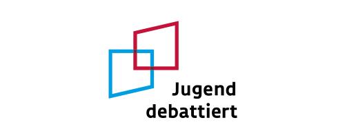 Partner Logo:Jugend debattiert