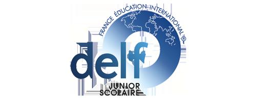 Partner Logo:Delf Junior