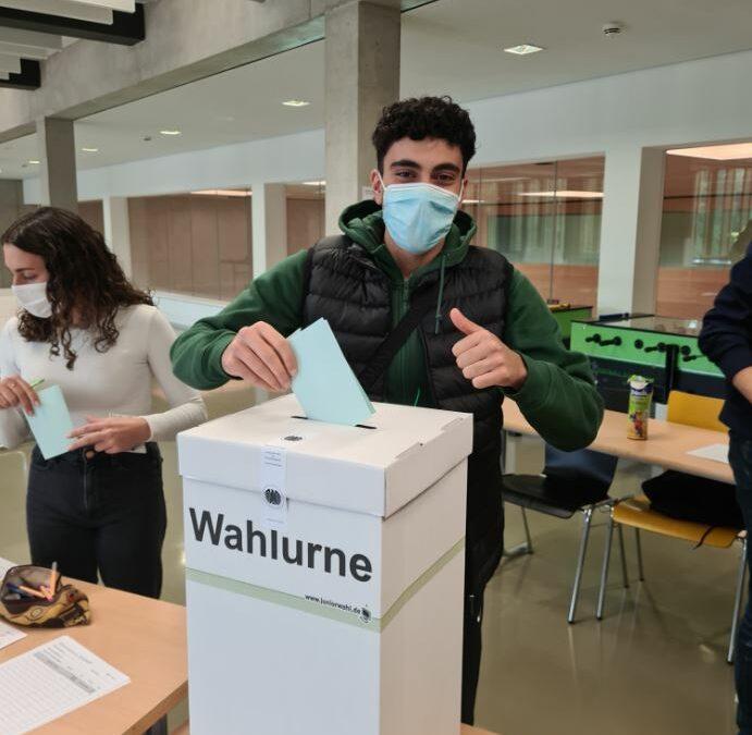 Juniorwahl: WHG wählt