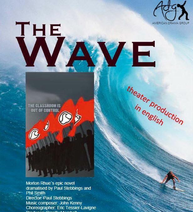 """The Wave"" im Bürgerhaus Garching"
